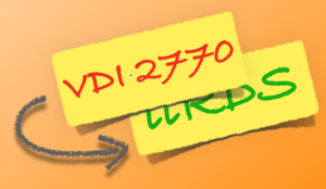 Richtlinie VDI 2770